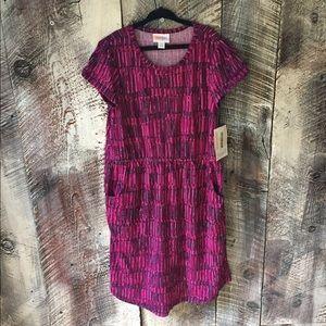 NWT Lularoe Mae Dress, size 12